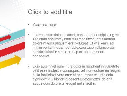 Goals for Success PowerPoint Template, Slide 3, 12034, Consulting — PoweredTemplate.com