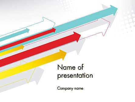 Consulting: Goals for Success PowerPoint Template #12034