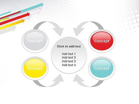 Goals for Success PowerPoint Template Slide 6