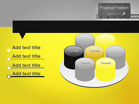 Financial Relief PowerPoint Template Slide 12