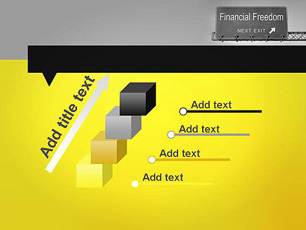 Financial Relief PowerPoint Template Slide 14
