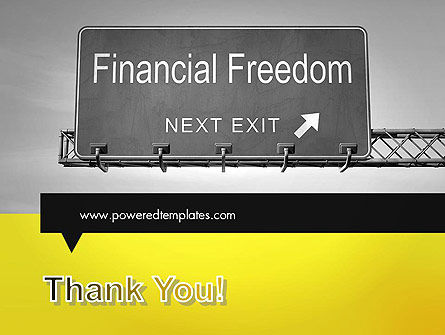 Financial Relief PowerPoint Template Slide 20