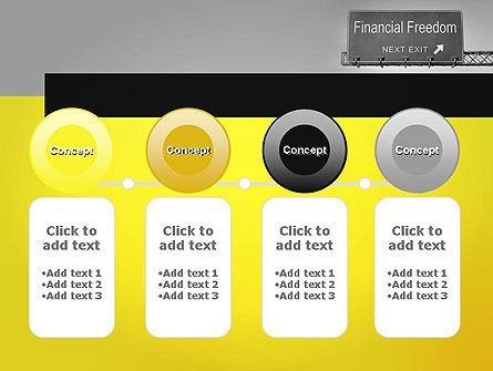 Financial Relief PowerPoint Template Slide 5