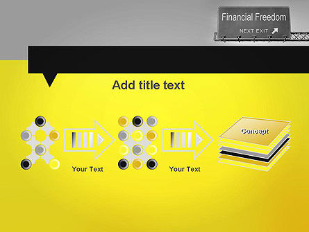 Financial Relief PowerPoint Template Slide 9