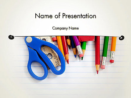 Homeschooling PowerPoint Template