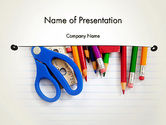 Education & Training: Homeschooling PowerPoint Template #12039