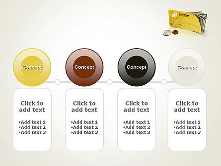 Pay Card PowerPoint Template Slide 5