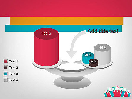 Co Workers Illustration PowerPoint Template Slide 10