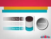 Co Workers Illustration PowerPoint Template#11