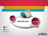 Co Workers Illustration PowerPoint Template#16