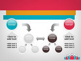 Co Workers Illustration PowerPoint Template#19