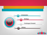 Co Workers Illustration PowerPoint Template#3