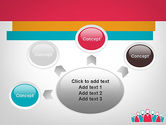 Co Workers Illustration PowerPoint Template#7