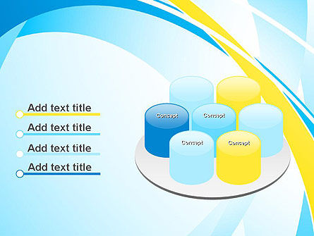 Abstract Intersections PowerPoint Template Slide 12
