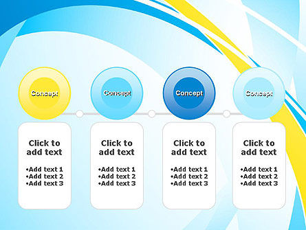 Abstract Intersections PowerPoint Template Slide 5