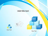 Abstract Intersections PowerPoint Template#13