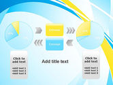 Abstract Intersections PowerPoint Template#16
