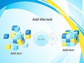 Abstract Intersections PowerPoint Template#17