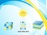 Abstract Intersections PowerPoint Template#19
