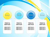 Abstract Intersections PowerPoint Template#5