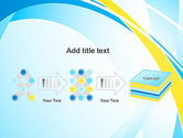Abstract Intersections PowerPoint Template#9
