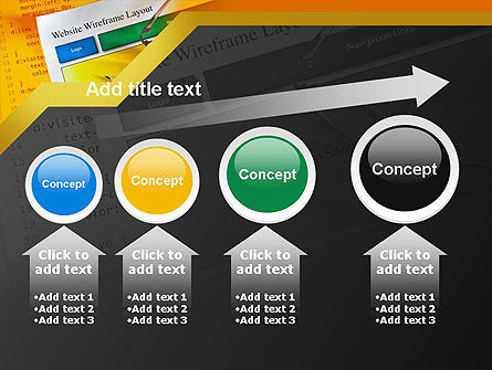Website Design PowerPoint Template Slide 13