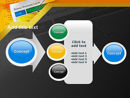 Website Design PowerPoint Template Slide 17