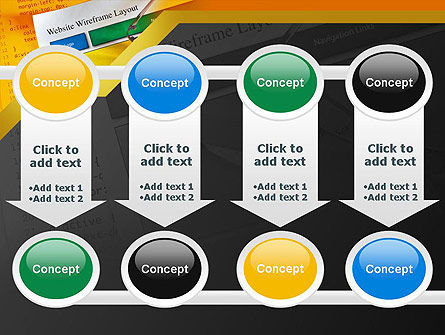 Website Design PowerPoint Template Slide 18
