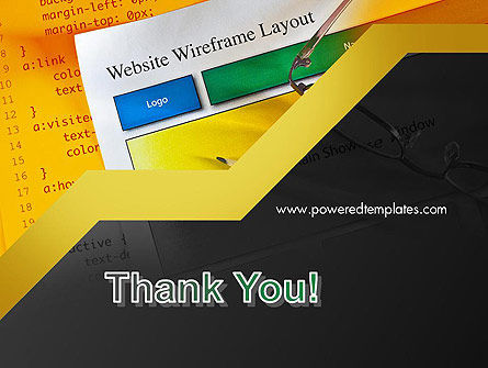 Website Design PowerPoint Template Slide 20