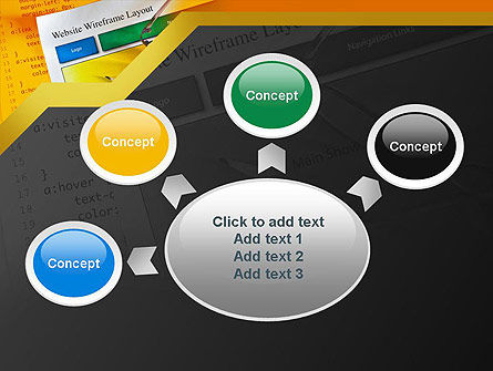 Website Design PowerPoint Template Slide 7