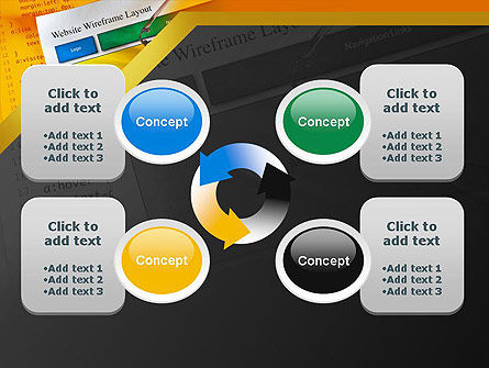 Website Design PowerPoint Template Slide 9