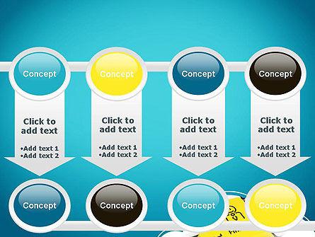 Find Job Button PowerPoint Template Slide 18