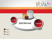 Morning Yoga PowerPoint Template#16