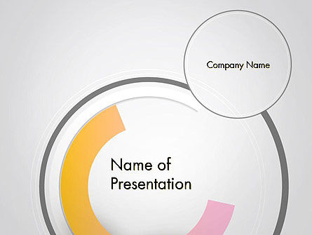Abstract/Textures: Minimalist PowerPoint Template #12052
