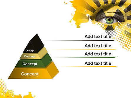 Gamma Ray PowerPoint Template Slide 4