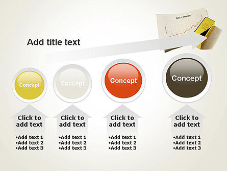 Gold Price PowerPoint Template Slide 13