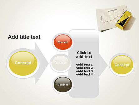 Gold Price PowerPoint Template Slide 17