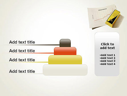 Gold Price PowerPoint Template Slide 8
