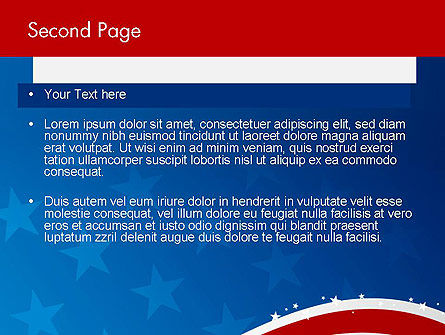 Fourth Of July PowerPoint Template Slide 2
