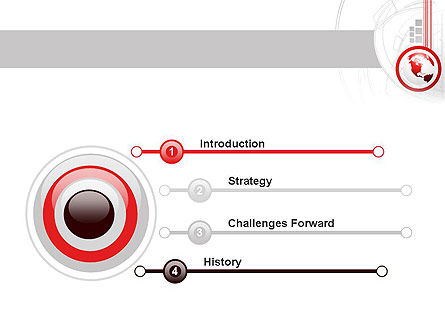 Technological Advancement PowerPoint Template, Slide 3, 12058, Global — PoweredTemplate.com