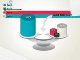 Coffee Break with Stickman PowerPoint Template#10