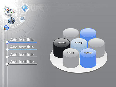 Integrated System PowerPoint Template Slide 12