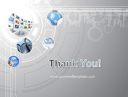 Integrated System PowerPoint Template Slide 20