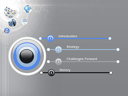 Integrated System PowerPoint Template, Slide 3, 12062, Business — PoweredTemplate.com