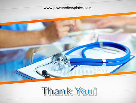 Healthcare PowerPoint Template Slide 20