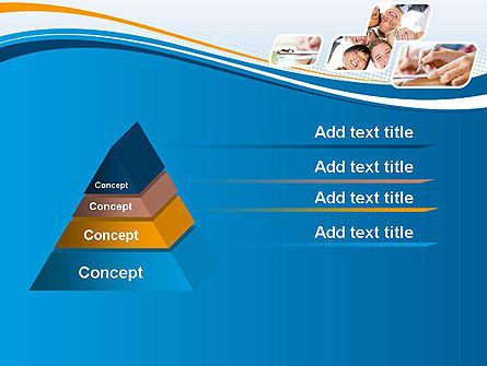 Students and Education PowerPoint Template Slide 12
