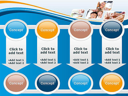 Students and Education PowerPoint Template Slide 18