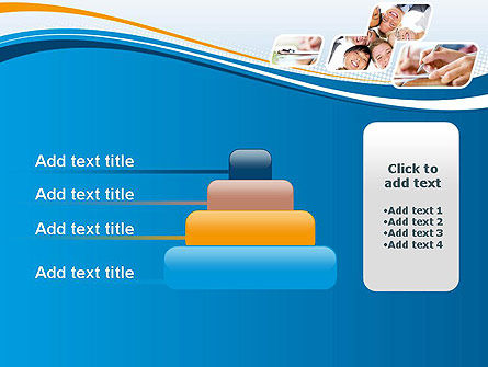Students and Education PowerPoint Template Slide 8
