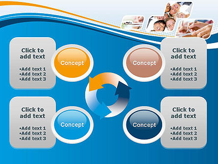 Students and Education PowerPoint Template Slide 9