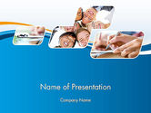 Education & Training: Students and Education PowerPoint Template #12066